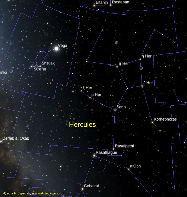 blue hercules nebula - photo #37