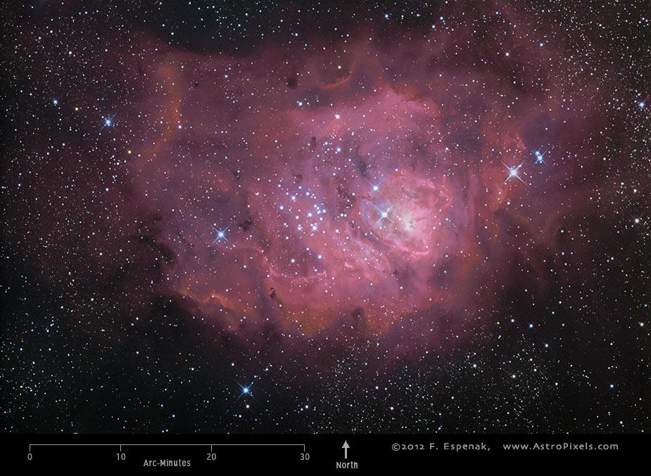 m8 astronomy - photo #9