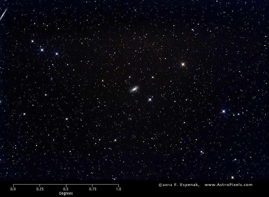 Messier Monday: A Great Galactic Controversy, M102 – Starts With A ...