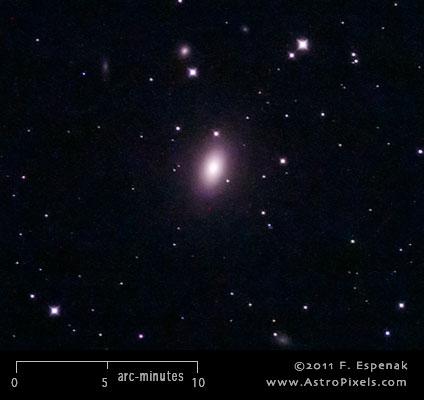 Messier 59 - M59