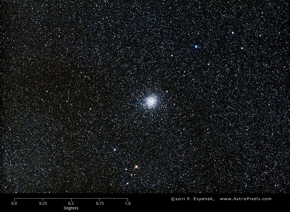 Messier 22 - M22 - Sagittarius Cluster