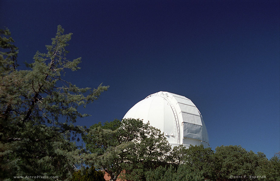 1.3-Meter McGraw-Hill Observatory