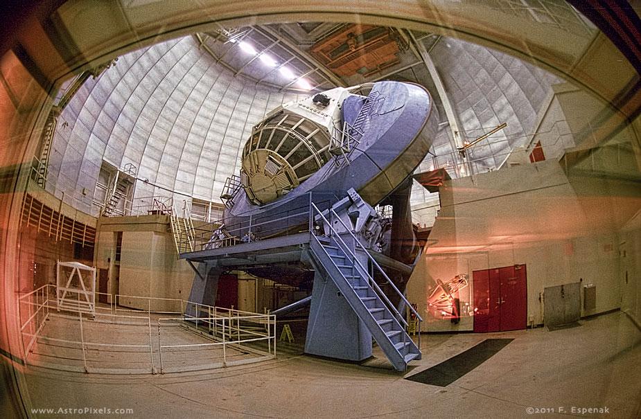 Mayall 4 Meter Telescope 4