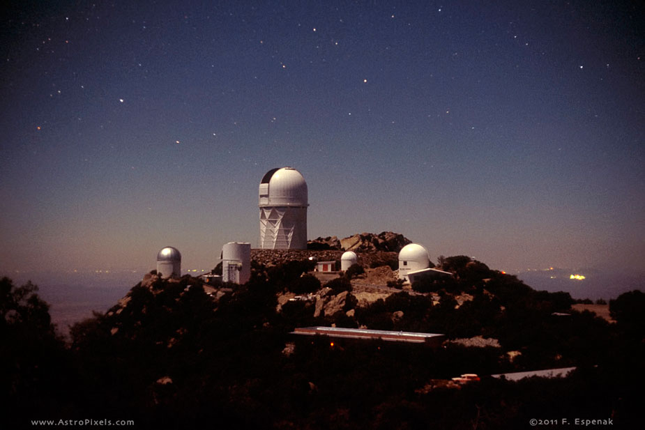 how to get to kitt peak observatory