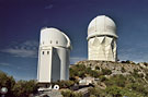 Mayall and Steward Observatory Domes